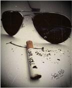 Volim te dok traje cigareta